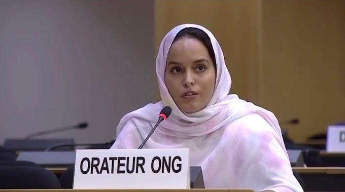 France Libertés critica en el Consejo de DD.HH el fracaso de la ONU en reanudar las negociaciones para la organización de un referéndum de autodeterminación en el Sáhara Occidental.