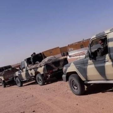 El Ejército saharaui desbarata una operación marroquí cerca del muro en el Sáhara Occidental