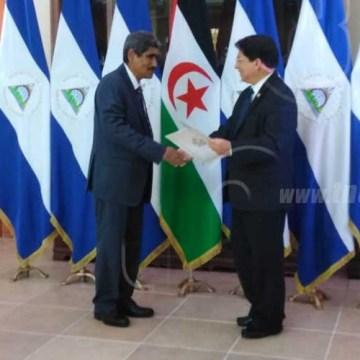 Canciller recibe copias de estilo del Embajador de la República Árabe Saharaui – tn8.tv
