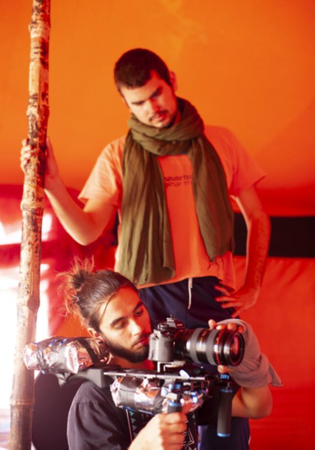 Ekain Albite estrena el corto 'Haizearen Egia', esta tarde en el cine Aita Mari   El Diario Vasco