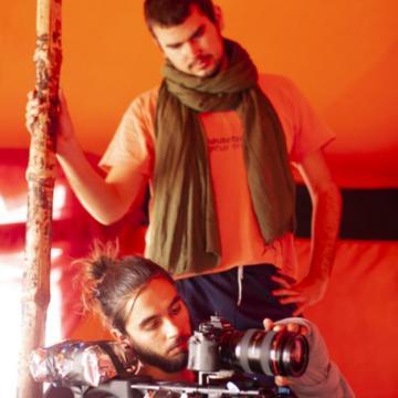 Ekain Albite estrena el corto 'Haizearen Egia', esta tarde en el cine Aita Mari | El Diario Vasco