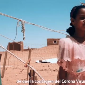 Bubisher | CINEASTAS SAHARAUIS EN LA LUCHA CONTRA EL COVID 19