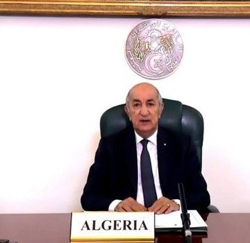 El presidente de Argelia pide en la Asamblea General de la ONU acelerar la celebración de un referéndum de autodeterminación en el Sáhara Occidental | Sahara Press Service