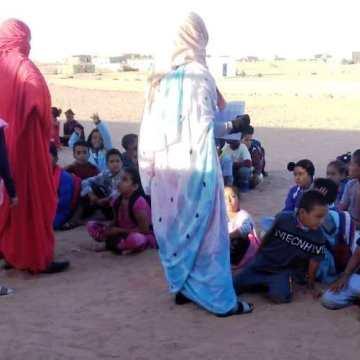 Inicia Curso Escolar 2020-2021 en los Campamentos de la Dignidad | Sahara Press Service