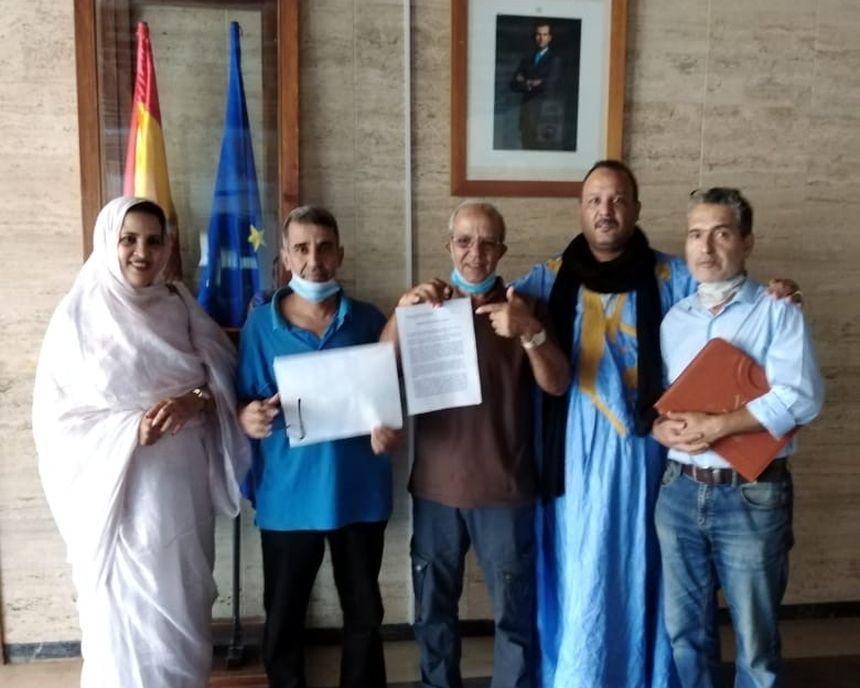 Agosto saharaui: colectivo saharaui que lucha por la nacionalidad española pide ayuda a los partidos políticos | Contramutis