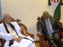 Brahim Ghali felicita a su homólogo de Botsuana por el Día Nacional de su país   Sahara Press Service