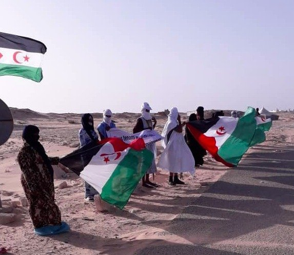 On why the Saharawis are organising a sit-in camp in El Gargarat area | freedomsupport