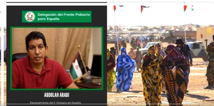 Delegado del Frente Polisario en España lamenta profundamente la ambigüedad de Pedro Sánchez sobre la descolonización del Sáhara Occidental en la Asamblea General de Naciones Unidas