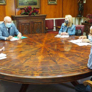 Director de la Escuela de Enfermería de la RASD se reúne con autoridades de Vitoria-Gasteiz | Sahara Press Service