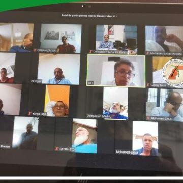 Reunión de representantes saharauis para abordar situación actual y acordar plan de acción   Sahara Press Service