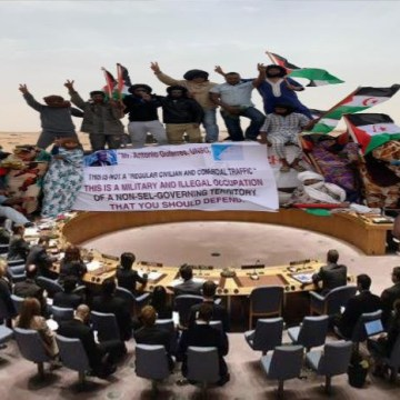 Asociaciones de Amistad con el Pueblo Saharaui de Europa Central y del Este respaldan la decisión de los saharauis de cerrar la brecha ilegal en El Guerguerat