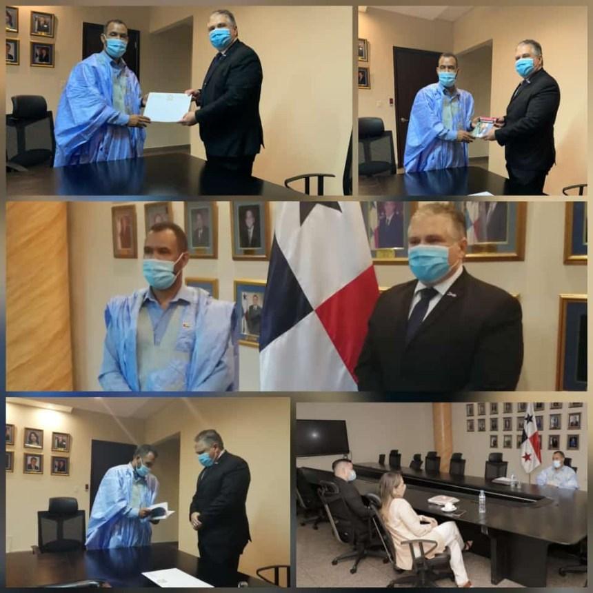 Asamblea Nacional de Panamá reafirma los «lazos de amistad y cooperación» con la República Saharaui
