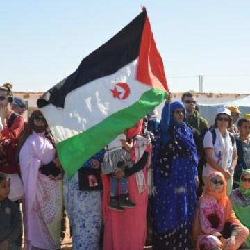 Journée d'étude sur le droit à l'expression des peuples en lutte pour l'indépendance à Tindouf | Sahara Press Service