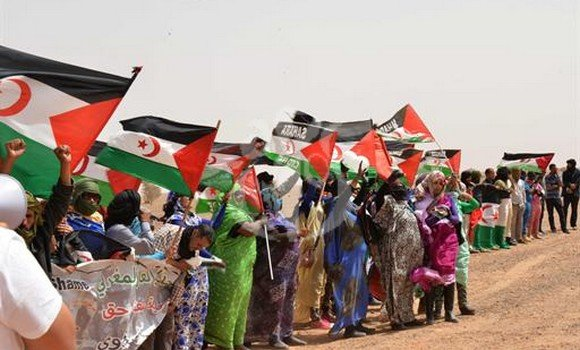 Inician festejos por 45º aniversario de la Unidad Nacional | Sahara Press Service