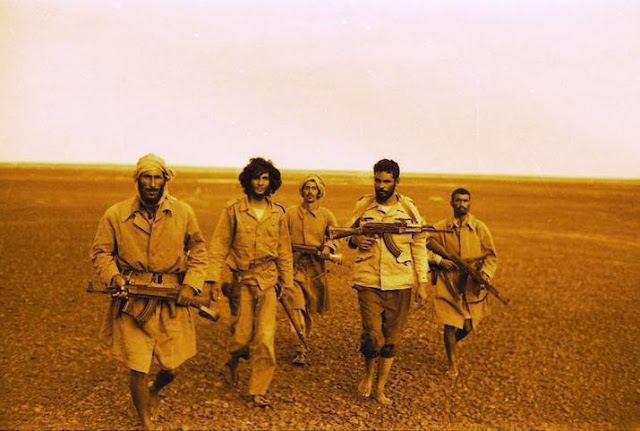 12 de octubre, día de la Unidad Nacional Saharaui