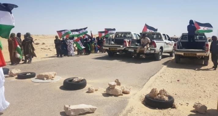 El Comité Civil en Guergarat permite a los pasajeros mauritanos cruzar por la brecha ilegal | El Portal Diplomático