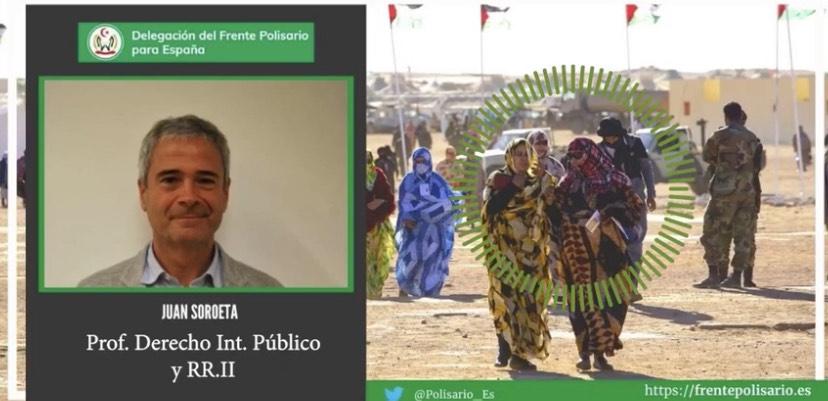 Marruecos es el obstáculo a la paz en el Sahara Occidental