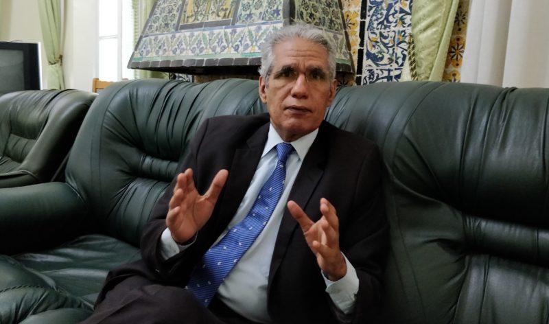 Mohamed Salem Uld Salek, ministro saharaui de Asuntos Exteriores: «Marruecos es un subcontratista de Francia»