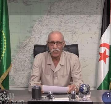 Brahim Gali, Presidente de la República Árabe Saharaui Democrática: «Salvador Allende fue un gran estadista y héroe de la democracia» | werken rojo