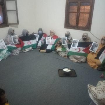 Activistas Saharauis realizan encuentro en solidaridad en Bojador – Cantabria por el Sáhara ONG