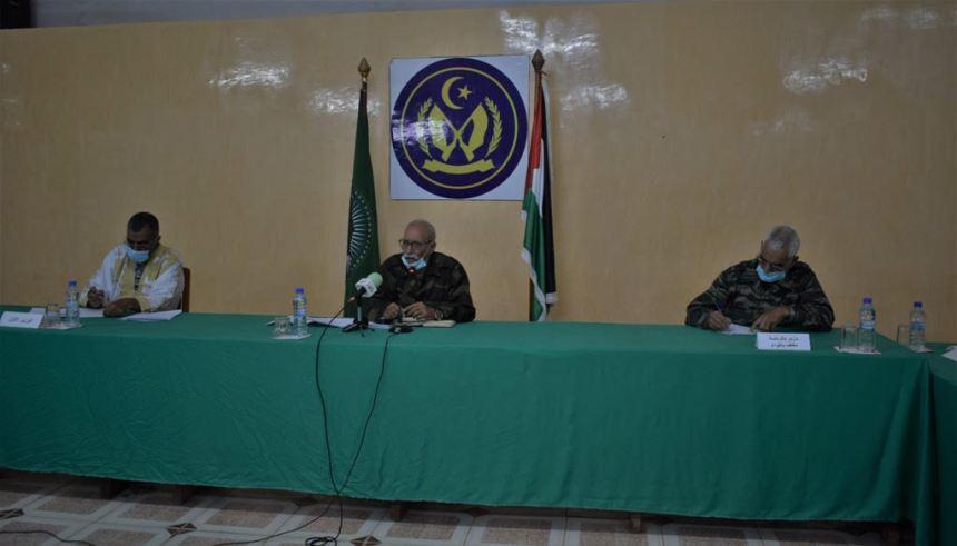 Brahim Ghali afirma que la principal tarea de la Misión de las Naciones Unidas en el Sáhara Occidental es organizar un referéndum de autodeterminación   Sahara Press Service