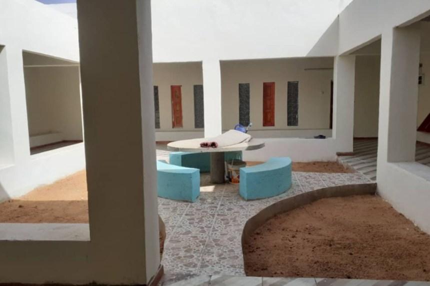 Colaboracion para la construccion de una biblioteca en la Daira de Mijek | SoyDe