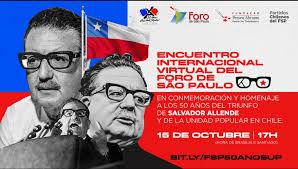 El Presidente de la República saluda el Encuentro Internacional virtual del Foro de São Paulo | Sahara Press Service