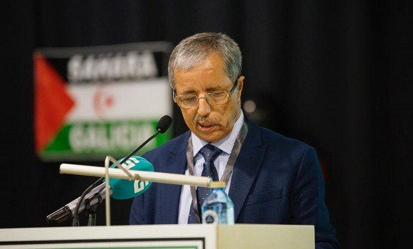 El Ministro de las Zonas Ocupadas y la Diáspora revela los planes marroquíes para reprimir a los saharauis en las Zonas Ocupadas | Sahara Press Service