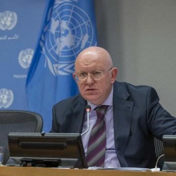 Rusia: «Nos abstuvimos de votar a favor de la Resolución 2548 del Consejo de Seguridad por ser tendenciosa e injusta»