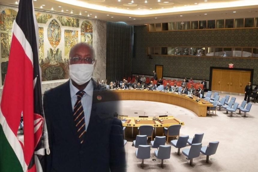 Embajador de Kenia en Argelia: «Miembros del Consejo de Seguridad obstruyen los esfuerzos para descolonizar el Sáhara Occidental»