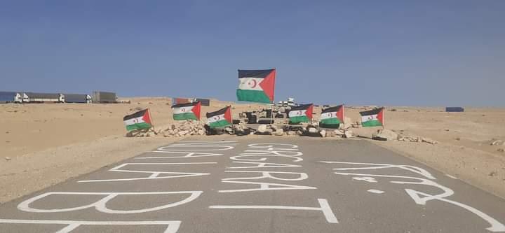 ⭕ ECSaharaui | Tropas marroquíes avanzan en dirección a El Guerguerat y el SN del Frente Polisario convoca reunión de emergencia