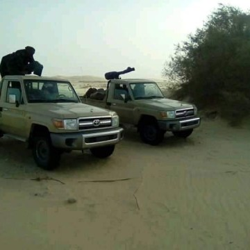 GUERRA EN EL SAHARA: Continúan los ataques con artillería