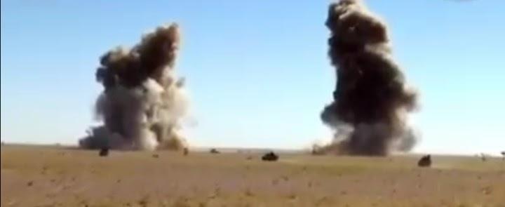 El ejército saharaui bombardea la región de El Guerguerat, al sur del Sáhara Occidental