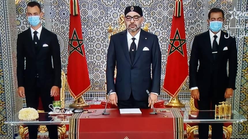 El discurso de Mohamed VI: Marruecos intenta esconderse detrás las NNUU y la MINURSO | El Portal Diplomático