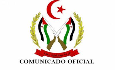 GUERRA EN EL SAHARA | Primer comunicado del Ministerio de Defensa de la RASD tras el ataque a El Guerguerat