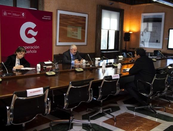 L'Espagne va augmenter son aide humanitaire au peuple sahraoui   Sahara Press Service