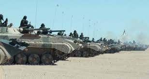 Prosiguen los ataques a las fuerzas enemigas a lo largo del muro militar marroquí | Sahara Press Service