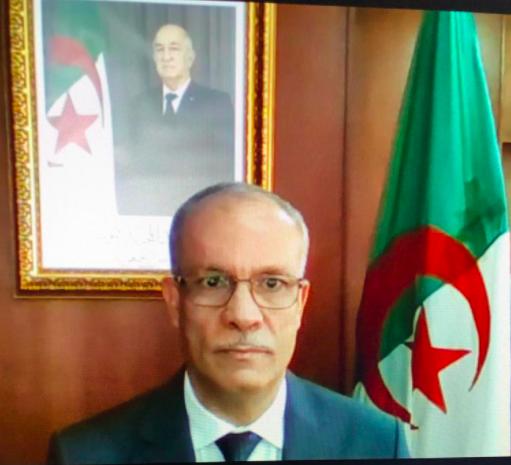 El embajador de Argelia en Colombia llama a poner fin a la última cuestión de descolonización en África | Sahara Press Service