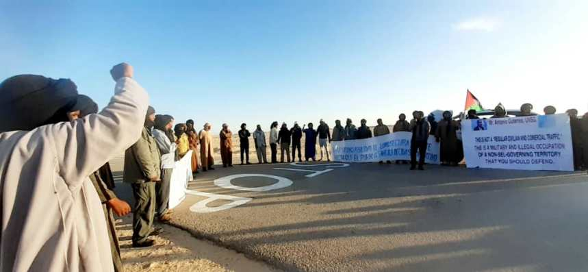 CPAZ lamenta que el Reino de Marruecos haya naufragado cualquier oportunidad para una solución pacífica y duradera a la cuestión saharaui | Sahara Press Service