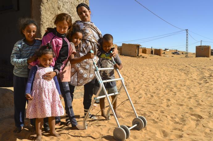 Navarra destina 15.000 euros para leche infantil en campamentos saharauis – Diario de Noticias de Navarra