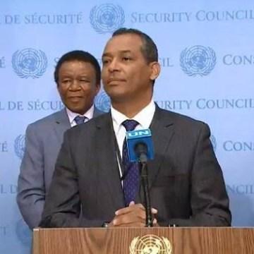 Sidi Omar: «El derecho a la independencia del pueblo saharaui no es negociable»