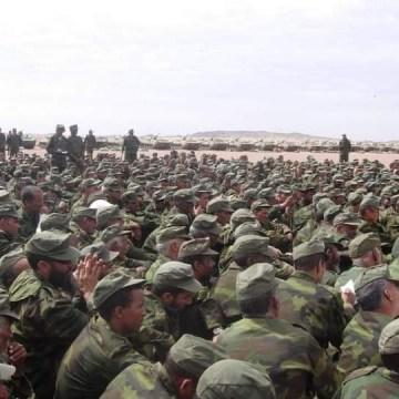 El Frente Polisario y Marruecos: estrategias de guerra