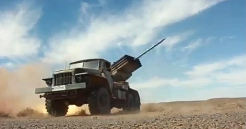 GUERRA EN EL SAHARA | Parte de Guerra Nº42