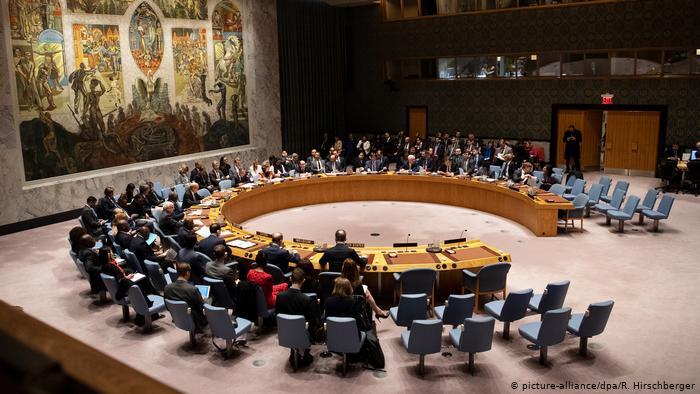 El Presidente del Consejo de Seguridad entrega la última decisión de la UA sobre el Sahara Occidental como documento oficial al Consejo | Sahara Press Service