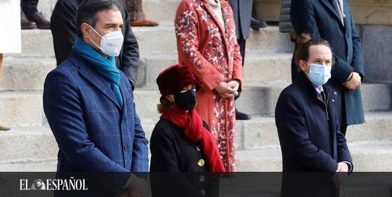 CORRECCIÓN: Iglesias no viaja a Marruecos. La cumbre va a ser reducida en número de ministros por la covid. Así lo acaba de desmentir Moncloa.