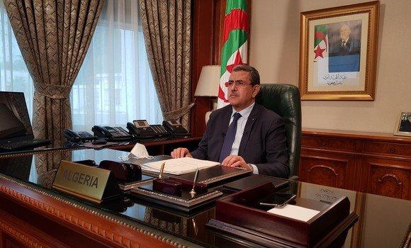 Argelia exige a la UA acabar con el colonialismo en el Sáhara Occidental   El Portal Diplomático