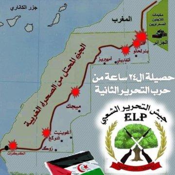 ¡ÚLTIMAS noticias – Sahara Occidental!   1 de diciembre de 2020