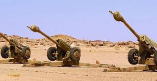 GUERRA DEL SAHARA   Parte de guerra Nº46
