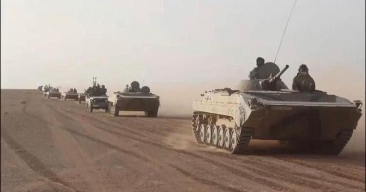GUERRA EN EL SAHARA | Parte de guerra Nº26 – El ejército saharaui realiza la mayor cadena de bombardeos desde el inicio de la guerra