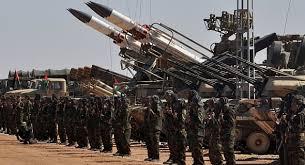 El ELPS continuo bombardeando guarniciones y atrincheramientos de las fuerzas de ocupación a lo largo del muro militar marroquí | Sahara Press Service